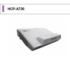 日立投影HCP-A736