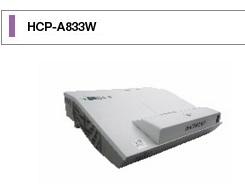 日立投影HCP-A833W